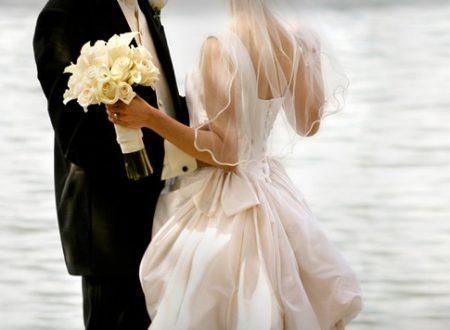 """Abito da sposa """" SI & NO """""""