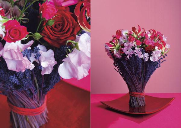 pagine Flowers Menu