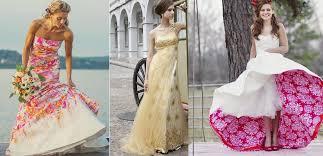 Colori e tendenze abiti da sposa 2016