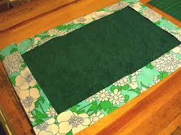 Riciclare Asciugamani tapetto