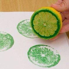 timbri con frutta