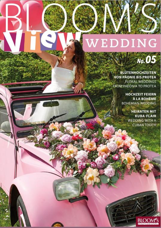Bloom'S View Wedding
